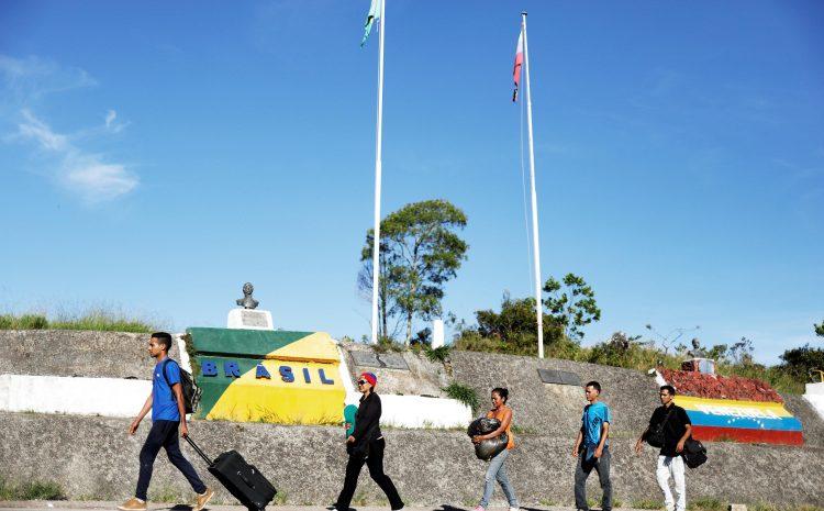 Brasil fecha fronteiras aéreas para estrangeiros